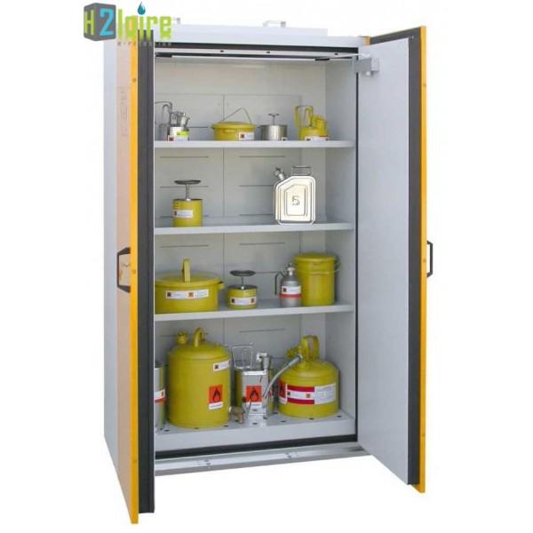 armoire anti feu 90 mn haute 2 portes largeur 1200 mm. Black Bedroom Furniture Sets. Home Design Ideas