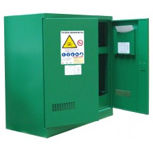 Armoire phytosanitaire de sécurité basse avec 2 portes