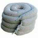 4 Barrages d'absorbant pour tous liquides diam. 13 cm x Lg 300 cm