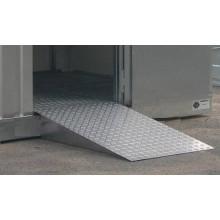 Rampe d'accès standard amovible pour entrepôt MSR