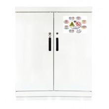 Armoire ANTI-FEU 60 MN comptoir 2 portes