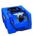 Station Adblue Easy MObil de 125 l à 430 l pompe électrique pistolet simple