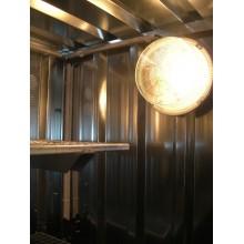 Eclairage standard par 1 à 3 hublots pour entrepôt MSR