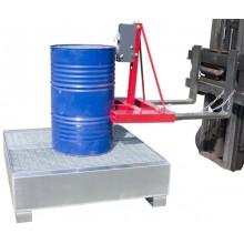 Pince à fût automatique universelle 250-500 kg