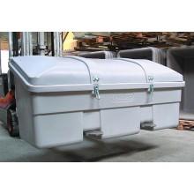 Box outillage pour véhicule volume 750 l
