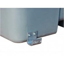 Fixation plateau pour box outillage