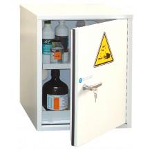 Armoire de sûreté pour toxiques sous paillasse 1 porte