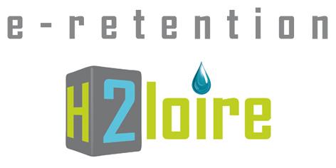 Logo boutique e-retention de H2loire